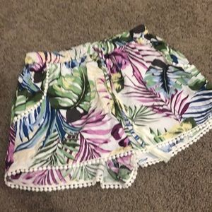 Angie shorts size Small